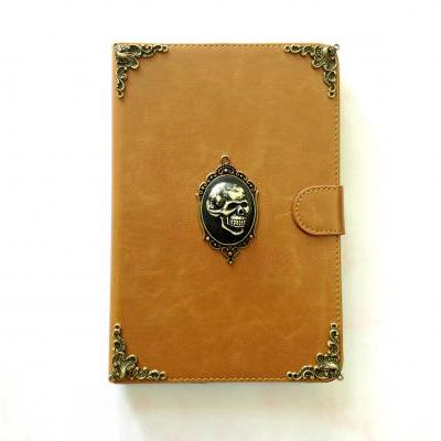 Skull leather iPad case, Leather iPad mini 1, 2, 3 case, Leather iPad air case, Leather iPad air 2 case, iPad stand case, iPad Smart cover case, item no.315